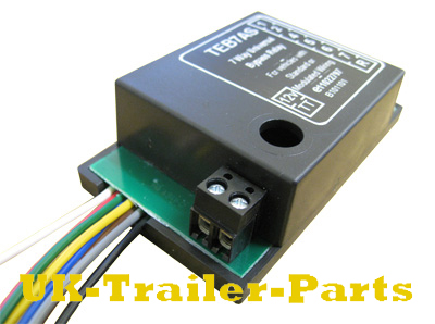 7 way universal bypass relay - left side
