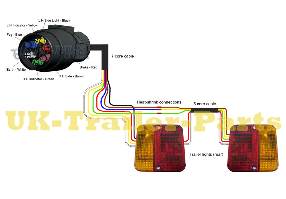 7 pin n type wiring diagram wiring lights ukcampsite co uk caravan towcars and towing advice  at crackthecode.co